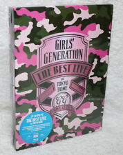 Girls' Generation THE BEST LIVE at TOKYO DOME Taiwan Blu-ray (BD)+100P booklet
