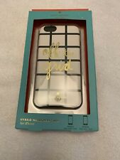 iPhone 6 6s Hardcase Kate Spade NY Hybrid Off The Grid Gold Cases