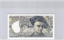 FRANCE 50 FRANCS QUENTIN DE LA TOUR 1979 B.14 N° 326627078 PICK 152a