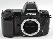 Nikon F801S N8008S SLR Film Camera Body - JAPAN