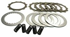 Honda CR 125, 1985, Clutch Kit - CR125 - Friction, Steel Plates & Spring Set