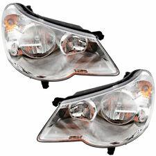 For Chrysler Sebring Sedan 2007 2008 2009 2010 Headlight Right & Left (Fits: Chrysler)