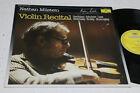 DGG 410 843-1 Nathan Milstein Violin RECITAL 1984 ED1 Pludermacher MINT unplayed
