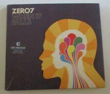 ZERO 7 ~ When It Falls ~ CD ALBUM - DIGIPAK