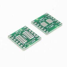 20Pcs Sop14 Ssop14 Tssop14 To Dip 0.65/1.27/2.54mm Adapter Pcb Board Converter