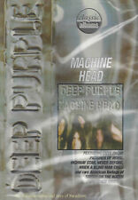 DVD CLASSIC HARD ROCK METAL BAND-DEEP PURPLE/MACHINE HEAD STORY OF THE ALBUM box