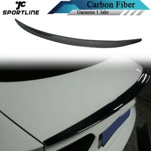 Carbon Heckspoiler Heck Flügel Spoiler Lippe für AUDI A5 B8 8T Sportback