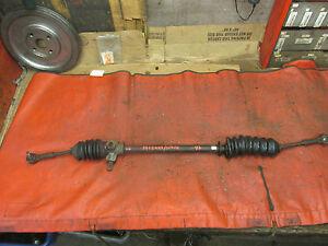 MG Midget,Austin Healey Sprite,  Original LHD Steering Rack, !!