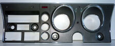 NEW FORD FALCON XY GT GTHO DASH FACIAS WITH CLOCK HOLES ONLY!!