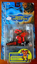 2000 Hasbro Transformers Beast Machines SCAVENGER Evil Vehicon Figure on Card!!