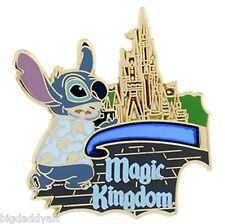 New Disney Stitch MAGIC KINGDOM Passholder Exclusive 2014 Pin LE