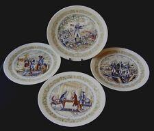 4 D'Arceau Limoges France Lafayette Legacy Premier Edition Collector Plates