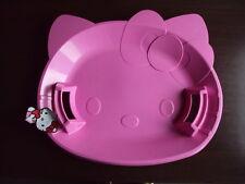 Hello Kitty 1 x Schnee Ufo Rutschteller Schneerutscher NEU Winterspaß