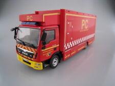 MAN TGL 12.250 Firetruck France  Feuerwehr  IXO/ATLAS  1:43  OVP