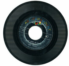 The Tams - What Kind Of Fool / Laugh Out Loud (1963) ABC-Paramount