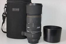 Sigma  135-400 mm f/4.5-5.6 DG Apo Objektiv für Nikon