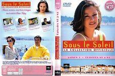 SOUS LE SOLEIL - Collection Officielle - DVD N°21 - Saison 3 - Episodes 81 à 84