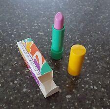 Avon Color Active Sun Protective Lip Color Lipstick Fun Fuchsia / 0.13 oz NOS