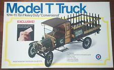 MAQUETTE ENTEX Ford Model T Truck  1/16