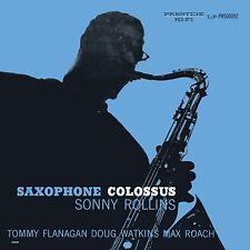 Sonny Rollins SAXOPHONE COLOSSUS 180g PRESTIGE Max Roach NEW SEALED VINYL LP