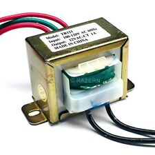 NEW Philmore 120VAC to 12VAC 1000mA 1A Center Tap Power Transformer 6V-0-6V