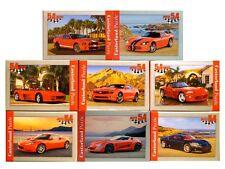 Supercars   ๏̮͡๏    Set of 8    ๏̮͡๏    Jigsaw Rare Puzzles