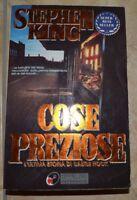 STEPHEN KING - COSE PREZIOSE - SPERLING PAPERBACK - ANNO:1997 PRIMA EDIZIONE FU