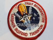 U.S. spatiale NASA Space écusson patch sts-8 Challenger Mission mardi gras
