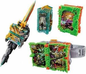 Kamen Rider Saber DX Kamen Rider Saikou X Sword Man Kanzen Narikiri set