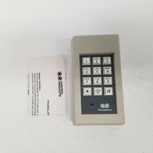 Control Products Phone Alarm TG-1100T-CONS-45F, Freeze Alarm w/ Instructions