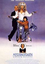 35mm-Trailer MEERJUNGFRAUEN KÜSSEN BESSER Cher Winona Ryder Christina Ricci 1990
