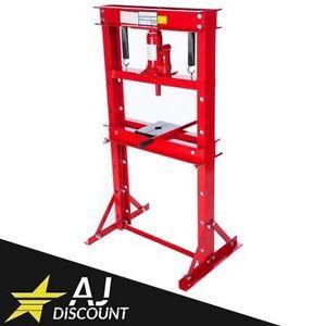 Presse hydraulique d'atelier sur colonne 12T - 12 Tonnes - Automobile