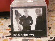 STRETCH PRINCESS - FREE 3,35 - PRISTINE 2,33 - LOST ON ME 3,37 cd slim case 1999