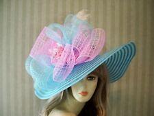 Kentucky Derby Hat, Easter Hat, Ascot Hat, Wedding Hat, Belmont Stakes Hat
