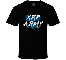 XRP Army T-Shirt | Ripple Crypto Inspired Fan Wear