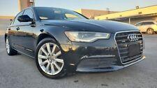 2014 Audi A6 PREMI