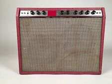 The Rarest! 1961 Teisco 78-R 2x12 Combo Amplifier - Think Fender Twin!