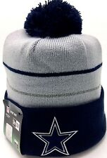 NFL Dallas Cowboys On Field Side Line 2014 Thanksgiving New Era Knit Beanie Hat