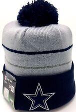 NFL Dallas Cowboys On Field Side Line 2014 Thanksgiving New Era Knit Beanie Hat