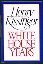 Henry Kissinger  White House Years   (1979 Hardcover 1st edition)