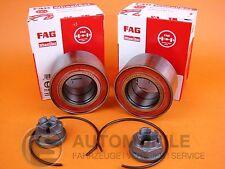 FAG Cojinete Rueda SEAT AROSA VW LUPO POLO VA Delantero Kit de 713802210