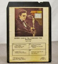 Johnny Cash & the Tennessee Two: 8 Track: SHOWTIME; SunRecords 8074-106