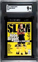 2020-21 Panini Hoops #19 Kobe Bryant Slam Insert SGC Graded 9 Mint