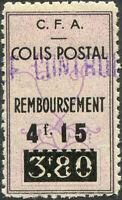 COLONIES ALGÉRIE COLIS POSTAUX N° 90 (Maury) NEUF**