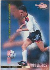 Panini RAN Sat 1 Championcards England 96 #25 Fredi Bobic