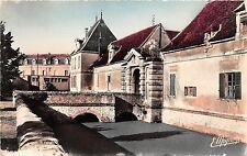 BR9457 Beaumont du Gatinais Entree de la Ferme du chateau   france