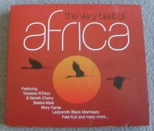 VARIOUS ARTISTS - THE VERY BEST OF AFRICA (2002) CD