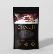 Chaoji Ginseng Tè Nero riduzione grasso dimagrante sano bruciare calorie