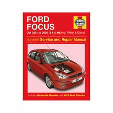 Ford Focus Mk1 01-05 Haynes Workshop Manual 4167 Postage