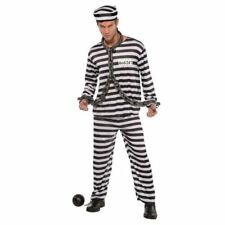 Neck & Arm Shackle Jail Bird Prisoner Costume Accessories